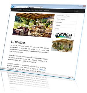 pergole.it - Pergole Aziende Produzione e Vendita