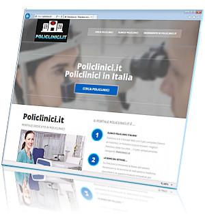 policlinici.it - Policlinici in Italia