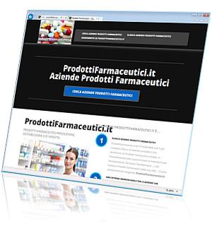 prodottifarmaceutici.it - Prodotti Farmaceutici