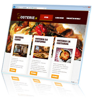 osterie.it - Osterie in Italia