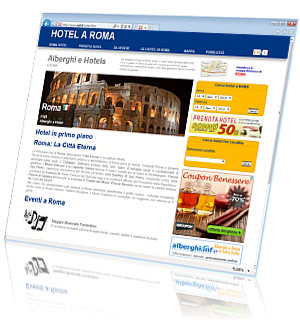 romahotel.it - Oltre 1100 Hotel a Roma