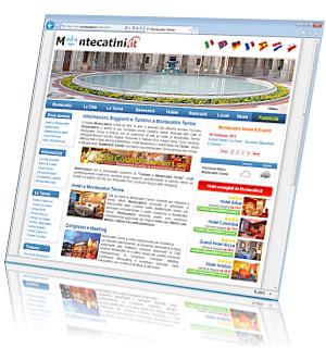 montecatini.it - Info,Turismo e Hotel a Montecatini