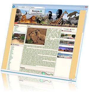 kenya.it - Guida Turistica del Kenya