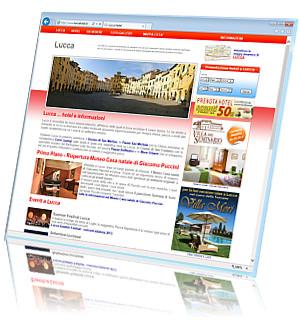 luccahotel.it - Tutti gli Hotel a Lucca
