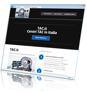 tac.it - Centri Diagnostici TAC in Italia