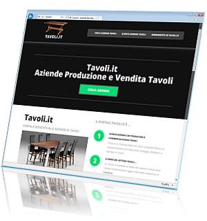 tavoli.it - Aziende Tavoli in Italia